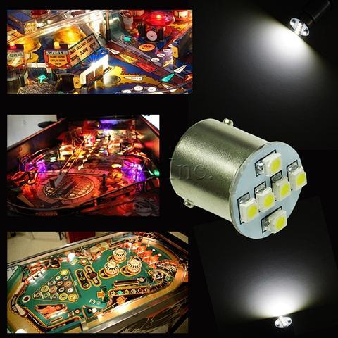 PA High Brightness Pinball Machine LED Light AC/DC