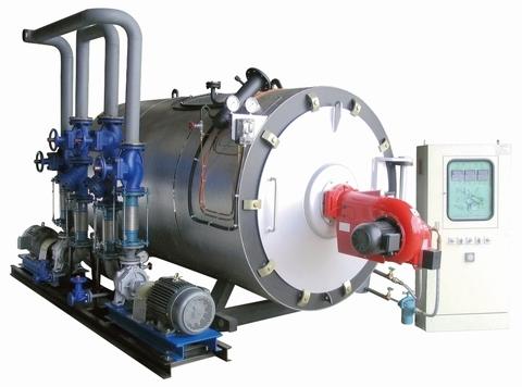Taiwan Oil/Gas Thermal Oil Boiler | Taiwantrade.com