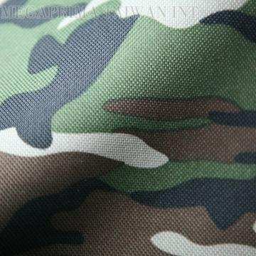 Polyester 600D Camouflage Pvc