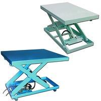 Electric Lift Platform(Table) One type Single-cylinder(Load:500~1000kg)