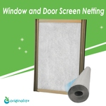 Window and Door Screen Netting Multi-functional Indoor Air Quality Improvement