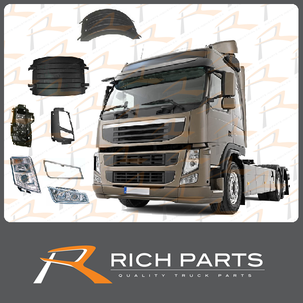 Volvo Truck Parts >> Taiwan Volvo Truck Fender Made In Taiwan Rich Parts Industrial Co