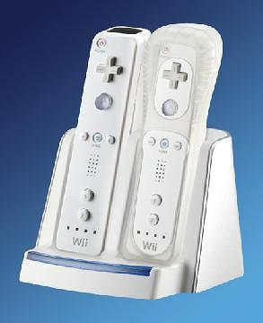 Contactless Power Charger for Wii Remote Control