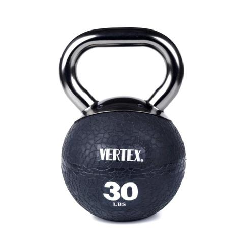 Rubber Kettlebell Medicine Ball, with Metal handle