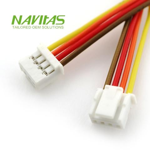 Taiwan JST 4pin 2mm Pitch PA Connector Custom Wiring Harness ... on