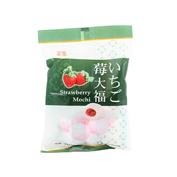 Royal Family Japanese  Daifuku - Strawberry Flavor