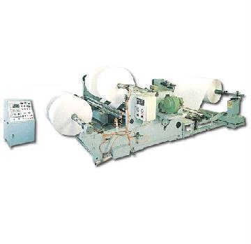 Carbonless Paper Slitting and Rewinding Machine
