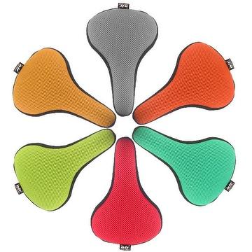Dr. air Air cushion saddle cover for MTB