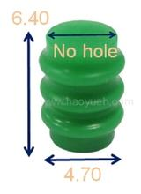 7165-0193 (HY1522) Wire Seals, Green, Cavity Plug, Sumitomo.