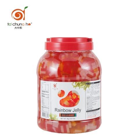 Wholesale 3.85kg TachunGho Rainbow Nata de Coco Jelly
