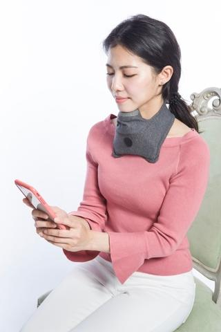 Adjustable Negative Pressure Neck Support Collar