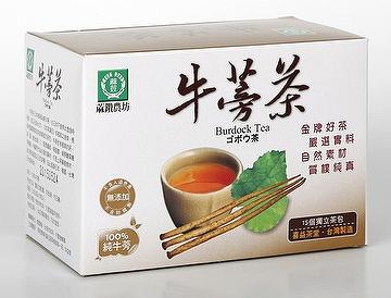 Taiwan High Quality Burdock Tea, Arctium Lappa Tea