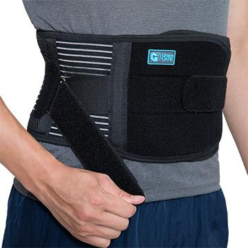 Adjustable Bamboo Charcoal Lumbar Support Brace