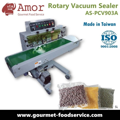 horizontal vacuum band sealer