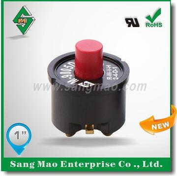M-9005DRM Three-Phase Motor Thermal Overload Protector