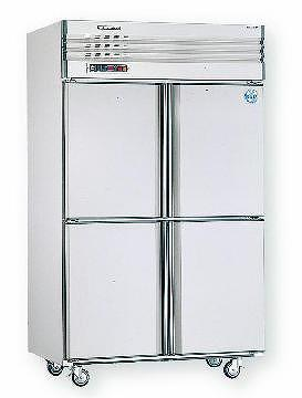 Attractive 4 Doors Upright Freezer