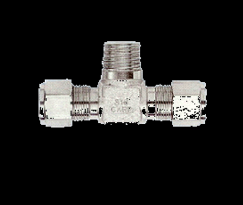 Tube Fittings Male Branch Tee