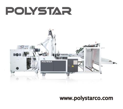 Mesin Pembuat Kantong Plastik