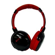 Volume DH-B38  Black/Red