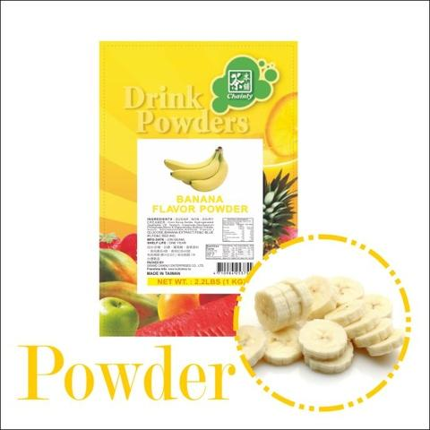 Banana Flavoured  Powder