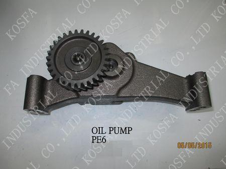 OIL PUMP for NISSAN PE6