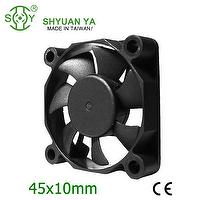 Radial 5v 12v dc electric fan specification 6000 rpm