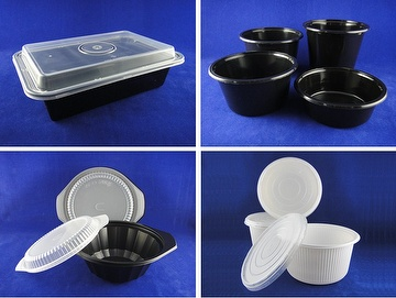 PP Microwavable Container