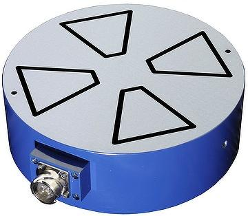 ROUND STAR-POLE ELECTRO-PERMANENT MAGNETIC CHUCK