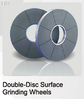 Double Disc Surface Grinding Wheels