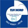 TUV-ISO45001-2018