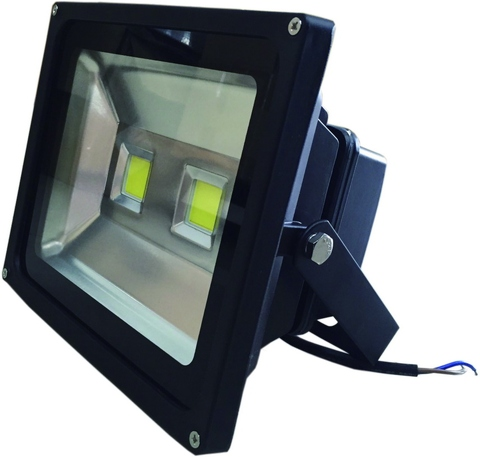 40W LED Flood Light - Dual light source