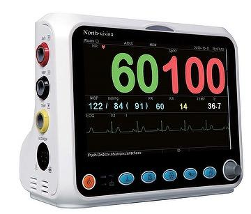 Multi-Parameter Lifecare Monitor