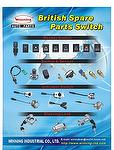 British Spare Parts Switch