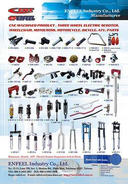 MOTORCYCLE PARTS AND ACCESSORIES IN TAIWAN