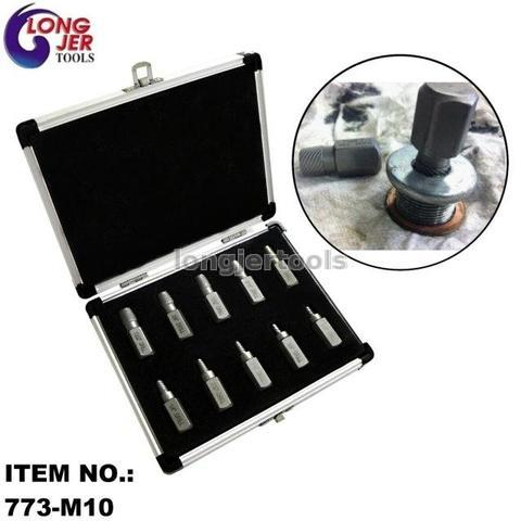 BROKEN SCREW EXTRACTOR SET