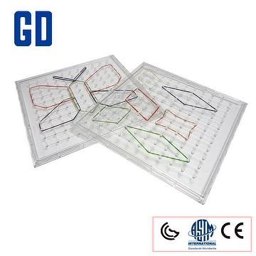 OH Square Geoboard 23CM