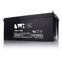 LWI GEL Deep Cycle Batteries