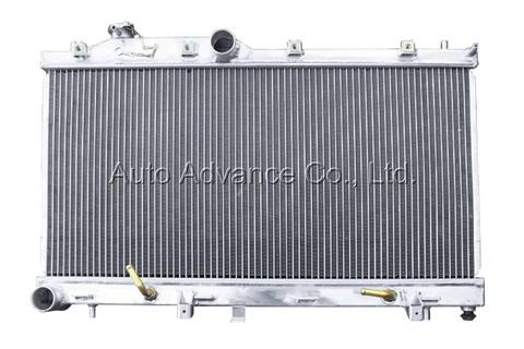 Aluminum 3-Row Core Radiator for Subaru Impreza