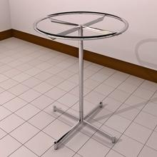 Adjustable Round Revolving Rack