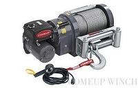 Wolf 8.5/Electric Worm Recovery Winch