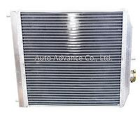 Aluminum radiator for CIVIC K6/K8