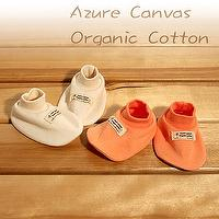 Organic Cotton baby foot wear