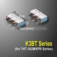 Helical Bandpass Filter - Toko type 7HT 302MXPR Filter