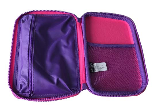 EVA nylon all purpose pencil case