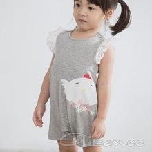 Baby girl knit jumpsuit..