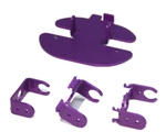 IOT Bracket-Linkage_purple 2018 education toy