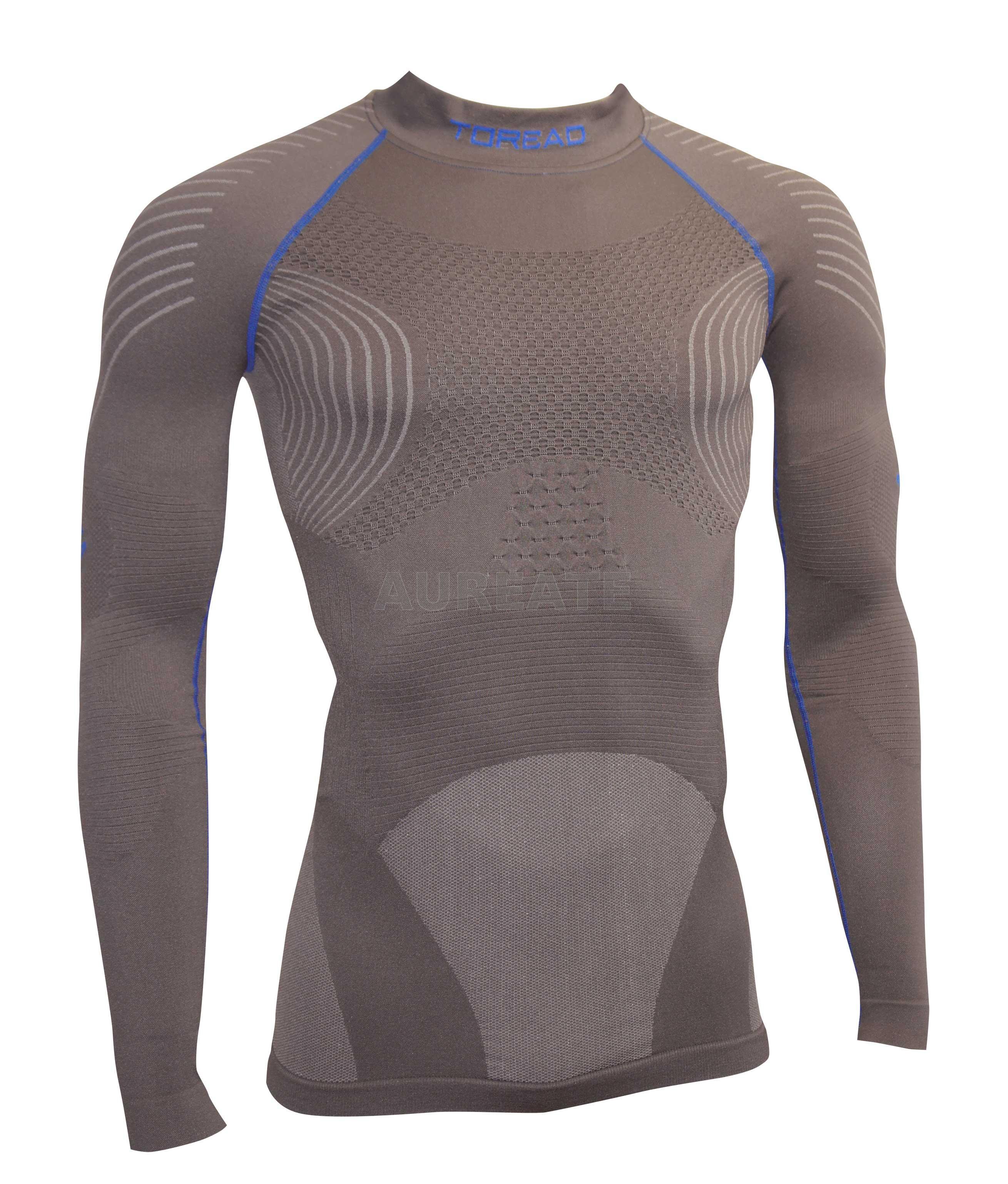 Mens Compression Base Layer Body Thermal Skin T-Shirt Tops Long Pants Shorts