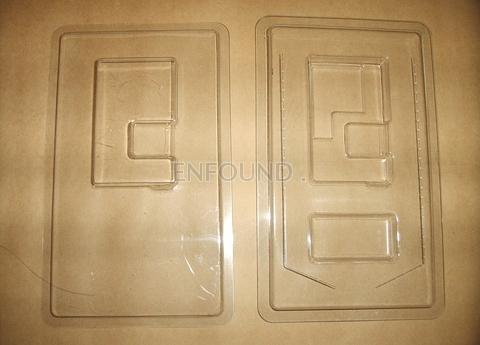 plastic Clamshell for  industrial