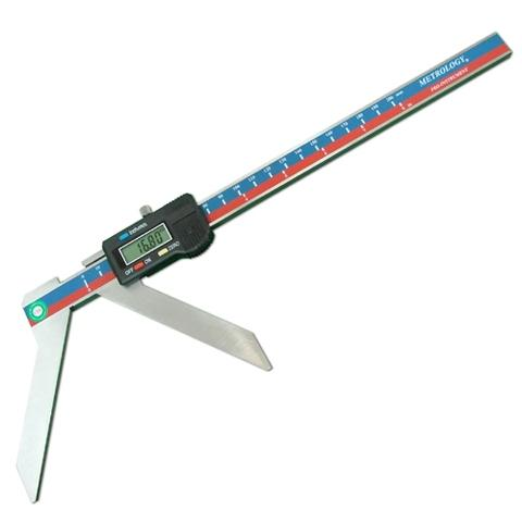 Digital Caliper - Outside Radius