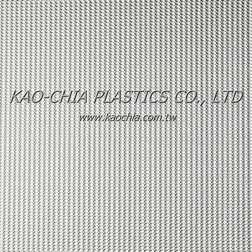 Taiwan GPPS diffuser sheet for LED light panel - Round   KAO-CHIA